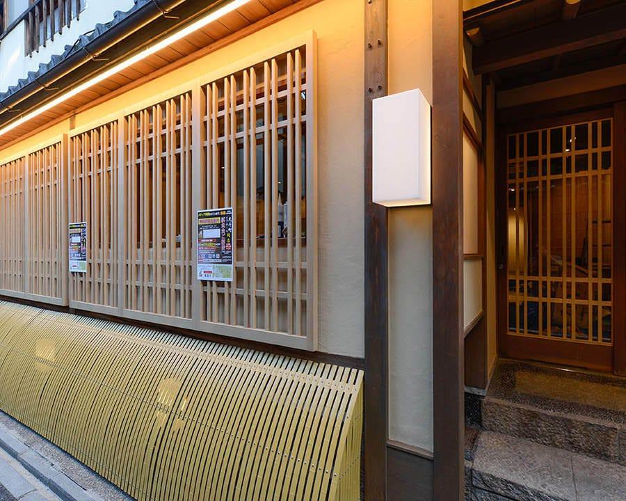 PONTO-CHO BEER HALL Kyotohonten