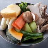 焼き野菜盛り合わせ7品