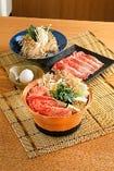 【ランチ】松阪牛すき焼きセット