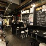 焼肉宴会を大人数で満喫できる店舗貸切(35~70名様)