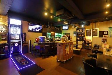 Amusement Bar CLOVER  店内の画像