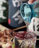 日本酒は、大将の目利きで仕入れ! 品揃えには絶対の自信あり♪