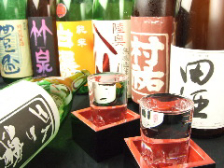 大将のお気に入りの日本酒♪