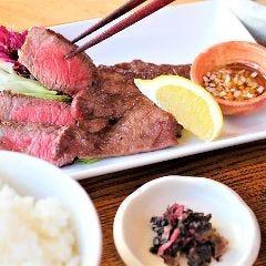 和牛ランプ肉の炭火焼きご膳弁当