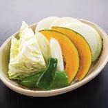 野菜焼きセット