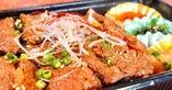 【弁当】 テイクアウトも充実!人気一番韓国風牛カルビ弁当