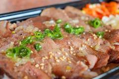 特性ねぎ塩豚タン弁当
