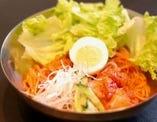 韓国風ビビン麺(ピリ辛)
