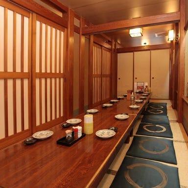 寿司居酒屋 いろは茶家 大船店  店内の画像