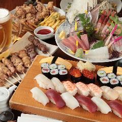 寿司居酒屋 いろは茶家 大船店
