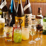 【厳選したお酒】 コスパ◎のワインや蔵元直送のクラフトビール
