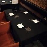 【隠れ家】 カウンター席3席テーブル4席と使い勝手が良い空間