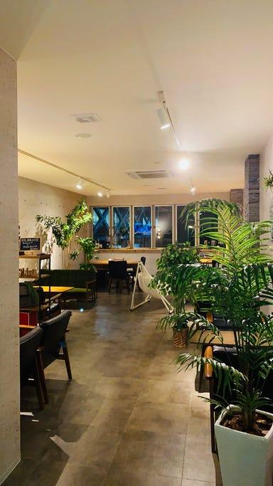Kisaki CAFE CENTRALPARK (キサキカフェ セントラルパーク) 店内の画像