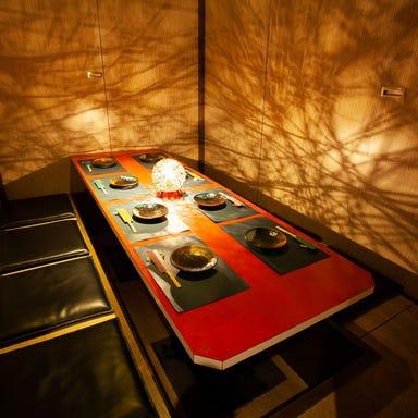 肉すし・焼鳥食べ放題 完全個室 千鳥 本川越店 店内の画像