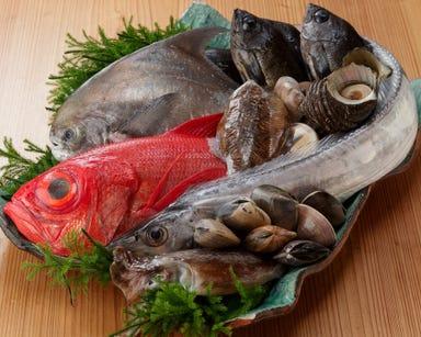 魚菜 八風 岩出店 コースの画像