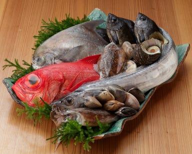 魚菜 八風 岩出店 メニューの画像