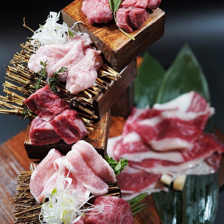 和牛とジンギスカン 焼肉の極意 兆‐Kizashi‐