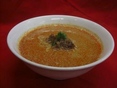 白胡麻担担麺
