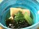 北海道の漁師から直々に取り寄せる昆布が、素材の持ち味を高める
