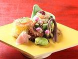愛でて味わう。 中原氏の京都料理