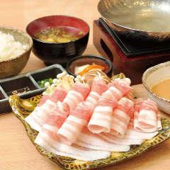 SHABU SHABU SUKIYAKI DINING 金光