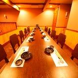 2階席は完全予約制 8名様~最大16名様まで。