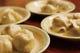 水餃子。肉厚もちもち皮&ジューシー。中国東北名物