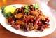 唐辛子と山椒のラム肉のマーラー揚げ。山椒の味が中毒性あり!?