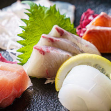 長崎鮮魚盛り