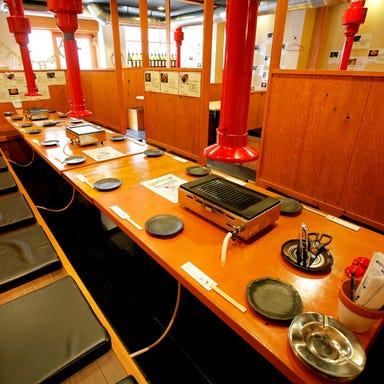 和牛焼肉 だいこく家 京阪守口市駅前店 店内の画像
