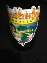 季節限定黒ビール