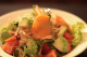 女性人気 スモークサーモンとアボカドのサラダ