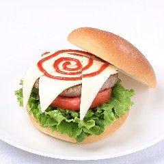 うずまきボルトの雷チーズバーガー