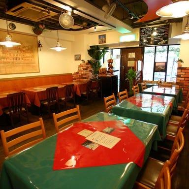 イタリアンレストラン 月夜野  店内の画像