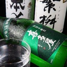 水と自然に恵まれた福岡の厳選地酒