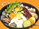 海鮮鍋 コース(4名様より) ★サムギョプサル 付き