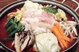韓国風モツ鍋コース(4名様より)
