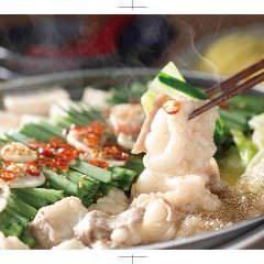 冬だけ楽しめる かすもつ鍋専門店 平成麺業 豊中