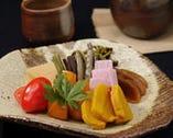 鎌倉野菜の漬物盛り合わせ
