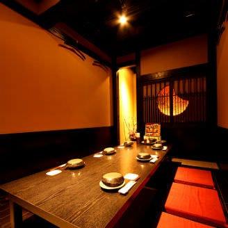 少人数用個室、接待・会食に最適です!