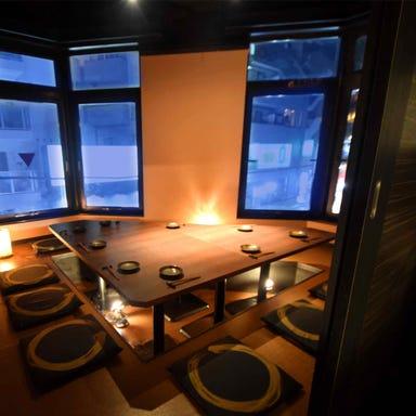 甲州料理と肉と旨い肴×個室居酒屋 炙‐ABURI‐ 甲府駅前店  店内の画像