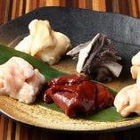 【ホルモン】牛ハツ・シマ腸・ミノ等、新鮮なホルモンもご用意!