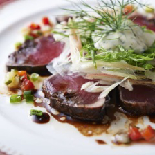 高知県産の安心安全な新鮮食材を提供