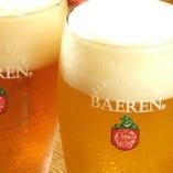 盛岡の地ビール:ベアレンクラシック樽生