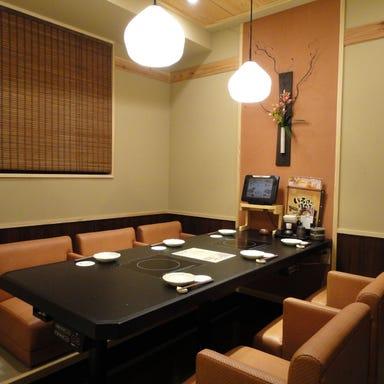 個室居酒屋 いろはにほへと 盛岡駅前店 店内の画像