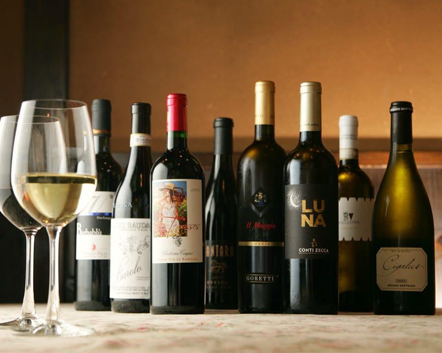 世界のお値打ちワインが飲める!