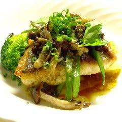3.本日の魚料理