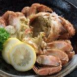 蟹各種【北海道】