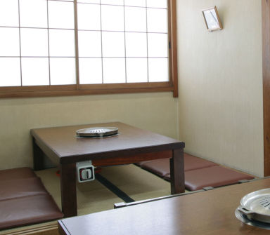 焼肉 八島丹山 本店 店内の画像