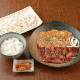 満腹セット(お一人様の注文率No,1)